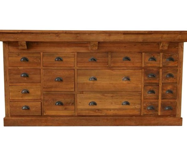 Chest with 19  Drawers (17652)